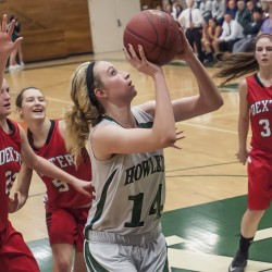 Undefeated Dexter girls' basketball focuses on little things for big rewards
