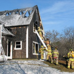 Trenton House Fire, Jan. 29, 2013