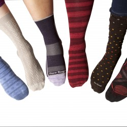 Gear: Sock has everything needed to keep feet happy