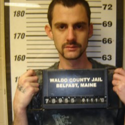 Searsport man arrested on domestic violence related charges