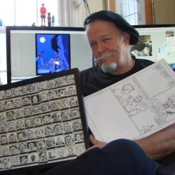 Acclaimed Maine comic artist has novel business model to fund original projects