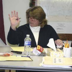 Sangerville selectmen concerned about accuracy of firefighters' payroll time sheets