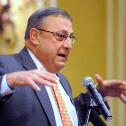 LePage pushes new legislation to control, curb welfare cash