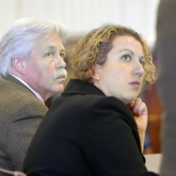 Strong, attorneys and potential jurors wait for high court ruling in Kennebunk prostitution case