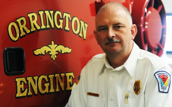 Orrington FIre Chief Mike Spencer wants to get the message out that smoke detectors save lives in light of the recent fire fatalities on the Dow Road that have  impacted the community.