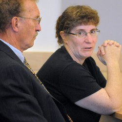 Newburgh embezzler says worst is behind her