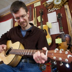 Musician writes song, 'When the UU Burned Down,' about Brunswick church