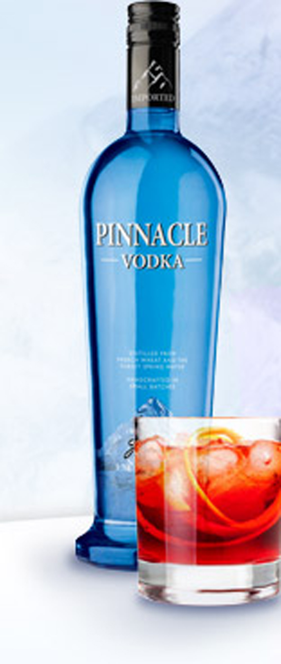 Pinnacle Vodka