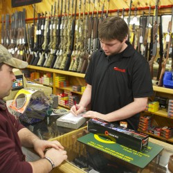 As Obama, lawmakers talk gun control, some Mainers stock up on weapons, ammo clips