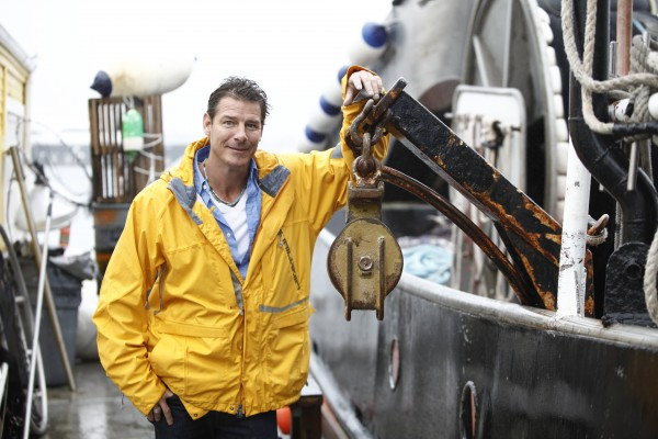 Ty Pennington is hosting a new show on HLN, the first episode of which will feature lobster fishermen from Maine. The episode is scheduled to air on HLN at 8 p.m. Saturday, Jan. 12, and at the same time the following day.