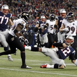 Ravens will wait until Sunday to rough up Brady