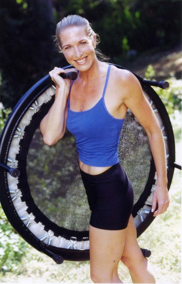 Personal trainer Amie Hoff