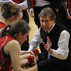 Fort Fairfield girls get an assist from Michaud