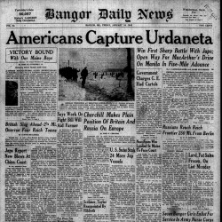 BDN Page from the Past: Jan. 6, 1945
