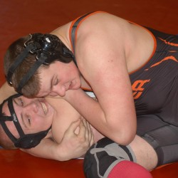 Skowhegan rolls to East A wrestling crown