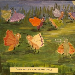 Dancing at the Moth Ball by Penny Markley, 2009