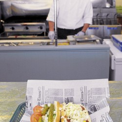 The (hot) dog has its day at Orono eatery