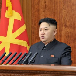 Even in death, Kim Jong Il makes world scary place