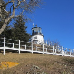 Young Colorado girl takes on role of Abbie Burgess as 1856 Maine lighthouse keeper