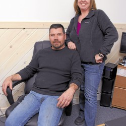 Todd and Jennifer Bridges opened Westside Auto Sales on Verona Island in May 2012 and moved its showroom to 161 US Route 1 in early December 2012.