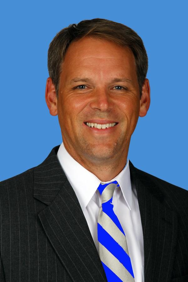 Richard Barron, UMaine women's basketball coach