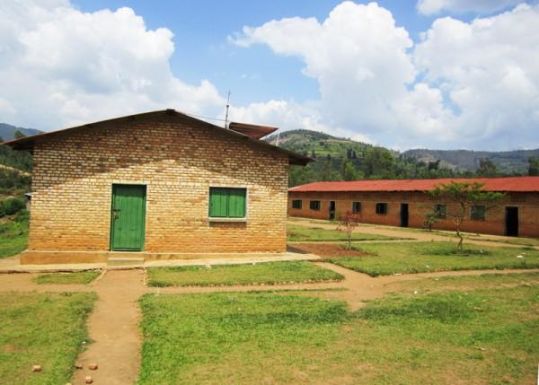 School in Rwanda.
