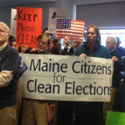 Maine lawmakers join effort to amend Constitution to allow campaign funding limits
