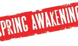 Logo for Spring Awakening
