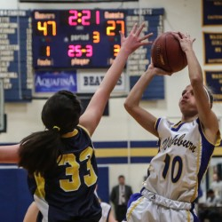 Washburn girls off to strong start