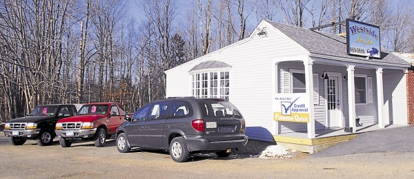 Westside Auto Sales is located at 161 U.S. Route 1 on Verona Island.
