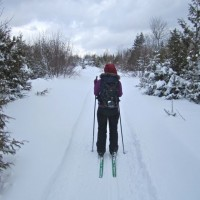 Caribou Parks & Recreation Department, 2014 Take It Outside Adult Spring Series ~ Cross Country Skiing