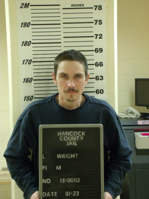Matthew Wright, 33, of Ellsworth