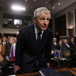 Republicans block vote on Defense secretary nominee Chuck Hagel