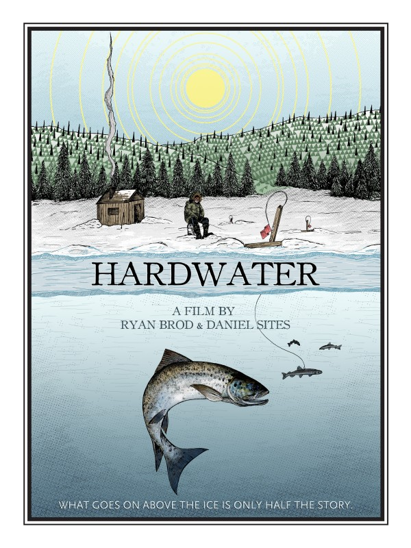 Don't miss this great documentary film about Maine and ice fishing! Film followed by Q & A!