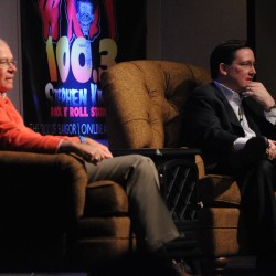 Hot Stove night shows genuineness of Sox fans, broadcasters
