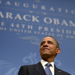 For Obama's second inauguration, a subdued, less crowded Washington