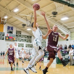 Fast start, strong finish propel Old Town boys basketball past Washington Academy