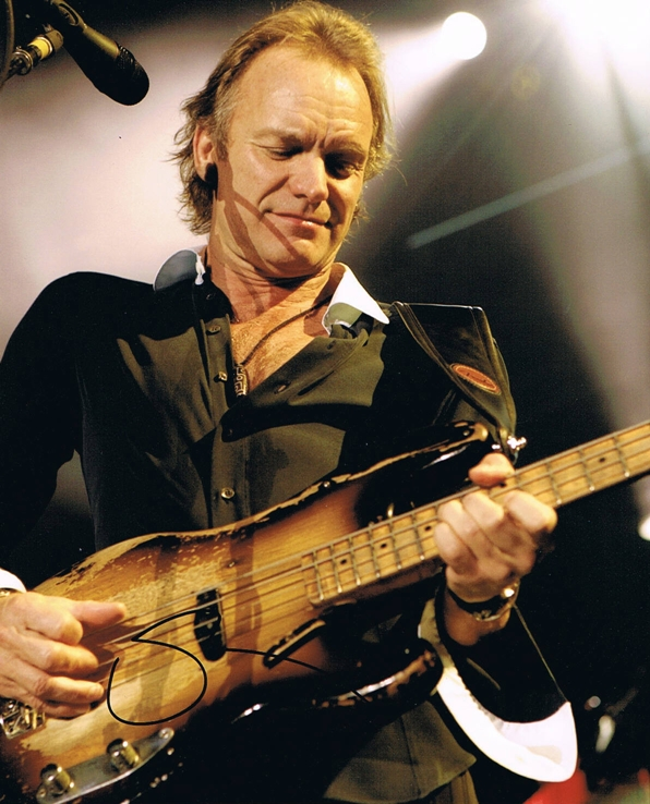 Sting will perform many of his greatest hits from his days in The Police and as a solo artist — stripped down — with a five-piece band in Bangor on Thursday, June 20.