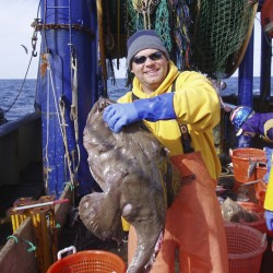 NOAA fisheries' new face for Maine