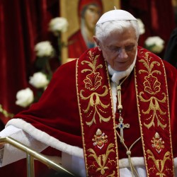 Pope Benedict XVI's statement