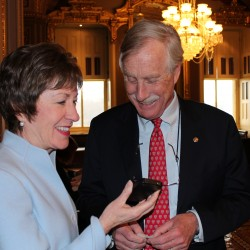 Susan Collins calls for immediate action to reduce US debt; criticizes president's leadership on sequestration
