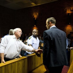 'I'm scared to sleep,' tearful Pistorius tells court