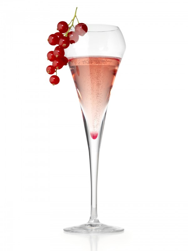Whether for cooking or sipping with champagne, French liqueurs such as Chambord, Cointreau, and Grand Marnier are pretty additions to a Valentine's dinner.