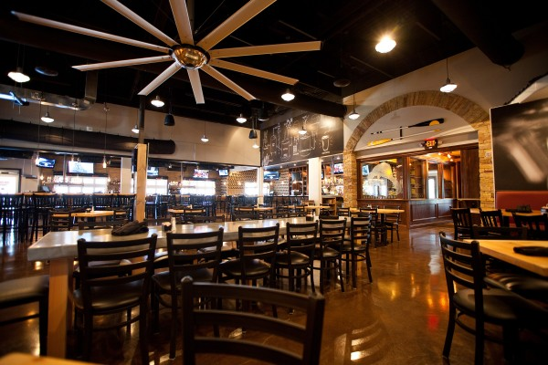 The new Sea Dog brewpub in Clearwater, Fla., opened Jan. 13.