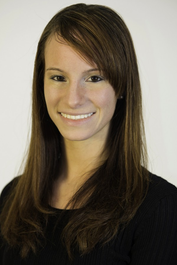 Marissa Altmann, 21, is a senior at College of the Atlantic for 2012-2013.