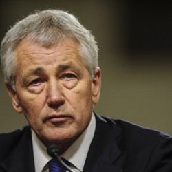 Chuck Hagel wins key US senators' votes for defense secretary