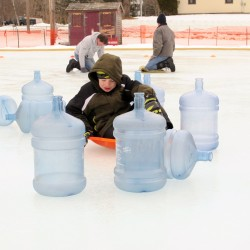 100 turn out for Ellsworth Winter Carnival