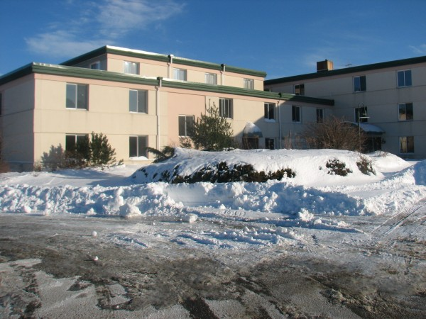 The former Summit House nursing home in Bar Harbor will be demolished and replaced with a four-story Hampton Inn. The hotel proposal from The Witham Family Partnership and DBL Enterprises was approved Feb. 6, 2013, by the local planning board.