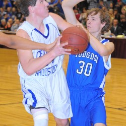 Central Aroostook, Washburn head field of Aroostook County Class D boys contenders
