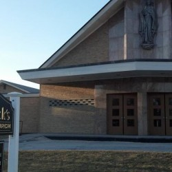 Lewiston parish may sell two churches